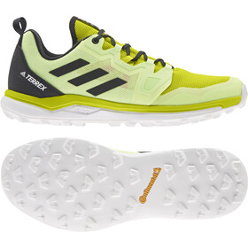 adidas TERREX Agravic Trail Running Shoes Men, acid yellow/core black/hi-res yellow